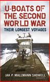 U-Boats of the Second World War, Jak P. Mallmann Showell, 1781551022