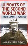 U-Boats of the Second World War, Jak P. Mallmann Showell, 1781551022