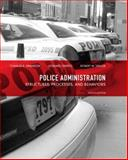 Police Administration : Structures, Processes, and Behavior, Swanson, Charles R. and Territo, Leonard J., 0135121035