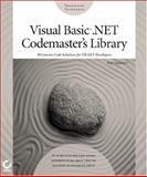 Visual Basic .NET Codemaster's Library, Matt Tagliaferri, 078214103X