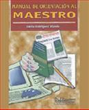 Manual de Orientacion al Maestro, Rodriguez Irlanda, Dalila, 0929441036