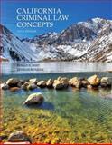 California Criminal Law Concepts Package Consultant, Rutledge, Devallis and Hunt, Derald D., 1269151037
