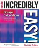Dosage Calculations, McGrath, Deirdre and Scott, Bill, 1901831035