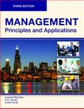 Management: Principles and Applications, Third Edition (LLF-B/W), Bierman, Leornard and Ferrell, O. C., 1942041039
