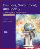 Business, Government, and Society 9780072511031