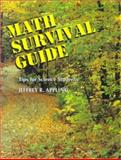 Math Survival Guide : Tips for Science Students, Appling, Jeffrey R., 0471031038