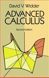 Advanced Calculus, Widder, David V., 0486661032
