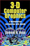 3D Computer Graphics : A Mathematical Introduction with OpenGL, Buss, Samuel R., 0521821037