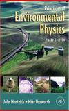 Principles of Environmental Physics 9780125051033