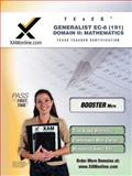 TExES Generalist EC-6 191 Mathematics BOOST Edition, Sharon A. Wynne, 1607871033