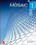 Mosaic Level 1 Reading Student Book Plus Registration Code for Connect ESL, Brenda Wegmann and Miki Knezevic, 0077831039