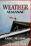 Weather Almanac, Eric Sloane, 048649103X