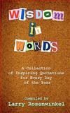 Wisdom in Words, Larry Rosenwinkel, 1452871035