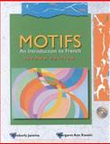 Motifs : An Introduction to French, Jansma, Kimberly and Kassen, Margaret Ann, 0030291038