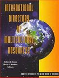 International Directory of Multicultural Resources 9780884151036