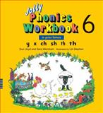 Jolly Phonics Workbook 6 (US Print Letters), Sue Lloyd and Sara Wernham, 1844141039