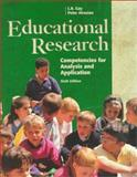 Educational Research : Competencies for Analysis and Application, Gay, L. R. and Airasian, Peter W., 0130961035