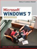 Microsoft® Windows 7 : Comprehensive, Shelly, Gary B. and Freund, Steven M., 1439081034