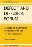 Defects and Diffusion in Halides and Ice 9783908451037