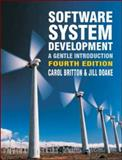Software System Development, Carol Britton and Jill Doake, 0077111036