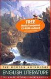 The Norton Anthology of English Literature, M. H. Abrams, 0393151034