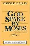 God Spake by Moses 9780875521039
