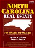 North Carolina Real Estate for Brokers and Salesmen, Hetrick, Patrick K. and Outlaw, Larry A., 0136251048