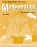 Mathematics for Elementary Teachers, Florida State Guide Book : A Contemporary Approach, Musser, Gary L. and Burger, William F., 0471701041