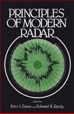 Principles of Modern Radar 9780442221041