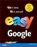 Easy Google, Shelley O'Hara, 0789731045