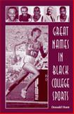 Great Names in Black College Sports, Donald Hunt, 1570281041
