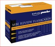 Kaplan PMBR: MBE Review Flashcards, Kaplan PMBR Staff, 1607141043