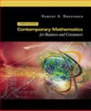 Contemporary Mathematics for Business and Consumers with 2003 Tax Update, Brechner, Robert A., 0324301049