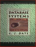 Introduction to Database Systems, Date, C. J., 0321181042