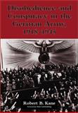 Disobedience and Conspiracy in the German Army, 1918-1945, Kane, Robert B., 078641104X