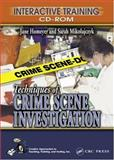 Techniques of Crime Scene Investigation Interactive Training CD-ROM, Homeyer, Jane M., 0849321042