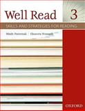 Well Read, Level 3, Laurie Bliss and Mindy Pasternak, 0194761045