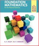 Student Solution Manual for Foundation Mathematics for the Physical Sciences, Riley, K. F. and Hobson, M. P., 0521141044
