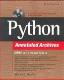 Python Annotated Archives, Brown, Martin C., 0072121041