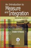 An Introduction to Measure and Integration, Rana, I. K., 1842651048