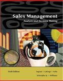 Sales Management 6th Edition