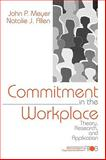 Commitment in the Workplace 9780761901051