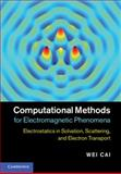 Computational Methods for Electromagnetic Phenomena : Electrostatics in Solvation, Scattering and Electron Transport, Cai, Wei, 1107021057