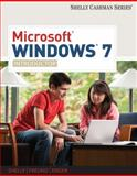 Microsoft® Windows® 7 : Introductory, Shelly, Gary B. and Freund, Steven M., 1439081050