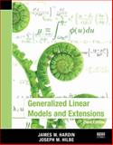 Generalized Linear Models and Extensions, Third Edition, Hardin, James W. and Hilbe, Joseph M., 1597181056