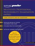 Multistate Professional Responsibility Exam, Kaplan PMBR Staff, 1607141051