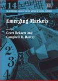 Emerging Markets, Bekaert, Geert and Harvey, Campbell R., 184376105X