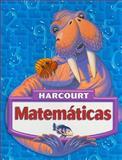 Harcourt School Publishers Matematicas, Harcourt School Publishers Staff, 0153411058