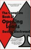 Complete Book of Opening Leads, Easley Blackwood, 0910791058