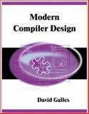 Modern Compiler Design, Galles, David, 1576761053